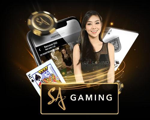 เปิดเกมเดิมพันฟรีที่นานๆจะมีซักครั้งกับ SA Gaming